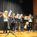 Gruppe Violine